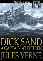 Dick Sand, A Captain at Fifteen